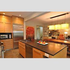 Open Floor Plan Kitchen  Contemporary  Kitchen  New