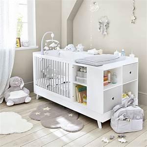 Lit Enfant Combiné : c leste le lit combin volutif super malin joli place ~ Farleysfitness.com Idées de Décoration