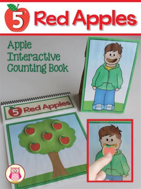 interactive preschool books 17 best images about apples on preschool 449