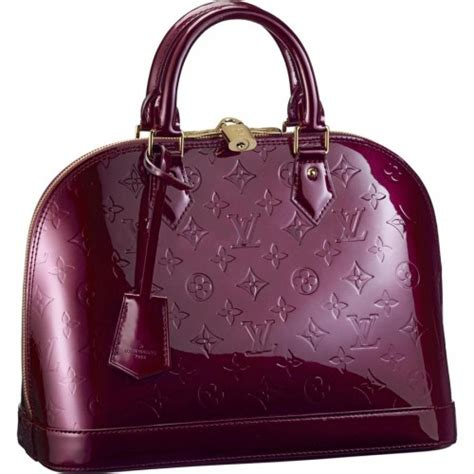 frockage louis vuitton vernis bags  accessories