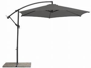 Kettler Sonnenschirm 300 : sonnenschirm grau 300 cm prinsenvanderaa ~ Eleganceandgraceweddings.com Haus und Dekorationen