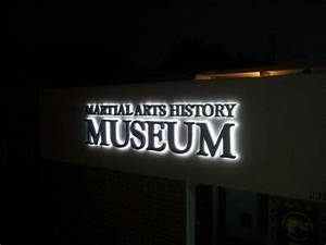 blog back lit channel letters With illuminated channel letter signs