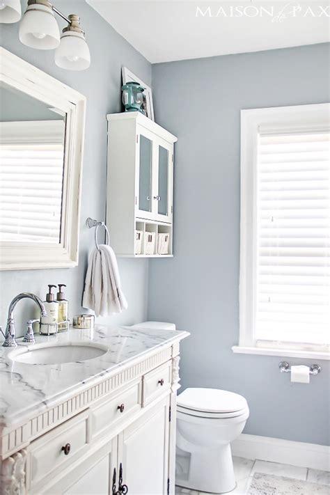 bathroom paint ideas for small bathrooms 10 tips for designing a small bathroom maison de pax