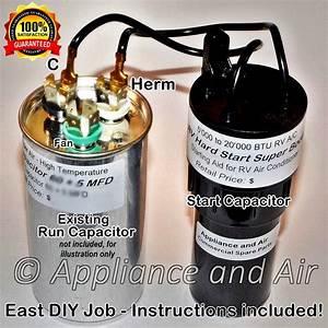 Coleman Dometic Ac Rv Compressor Hard Start Super