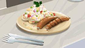 jeux de cuisine salade salade de pommes de terre jeu de cuisine jeux 2