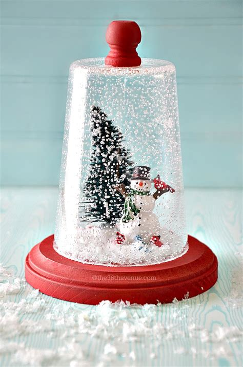snow globe christmas gift idea   avenue