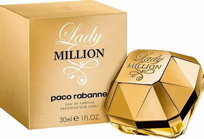 Million Lady Perfume Paco Rabanne Parfum Eau