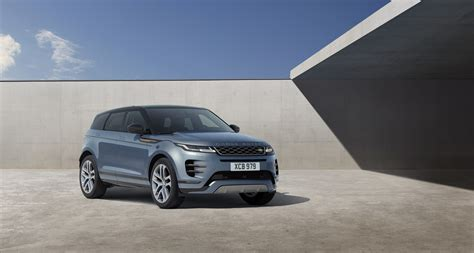 2020 Range Rover Evoque Officially Unveiled As The Sexiest