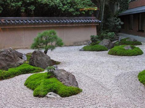 decorating japanese rock garden home
