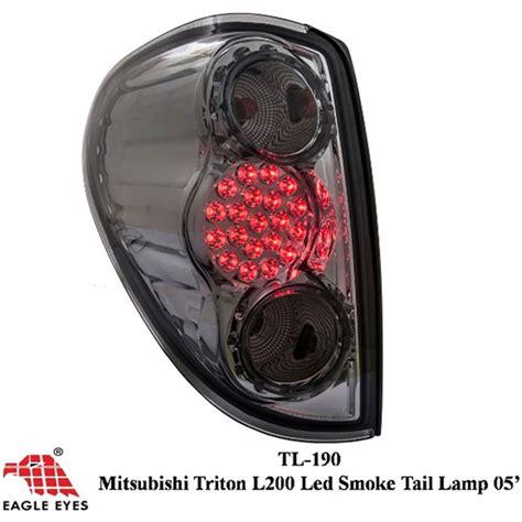 buy mitsubishi triton l200 2005 2015 eagle eye smoke led l tl 190