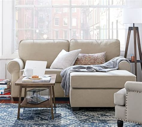 Soma Fremont Roll Arm Upholstered Sofa With Reversible
