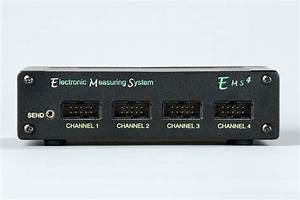 Multiple Gage Mux Box With Software To Pc