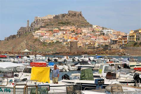 Porto Di Castelsardo by Castelsardo Porto Di Frigiano Sardinia