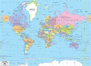 World Maps - Map Pictures