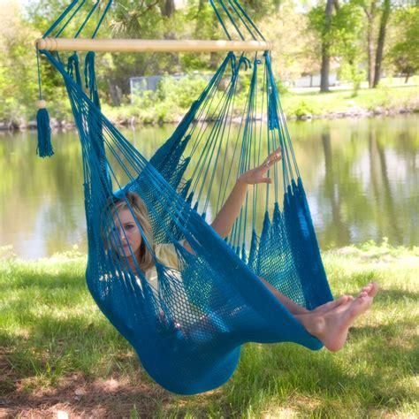hammock chair swing choosing a hammock chair for your backyard ideas 4 homes