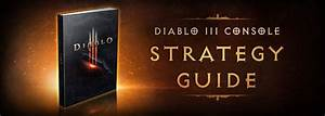 Official Diablo Iii Strategy Guide For Console Unveiled