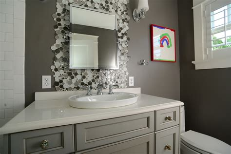Elegant Pottery Barn Mirrors Method Seattle Traditional