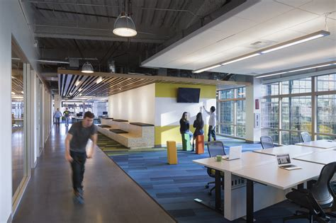 gallery  godaddy silicon valley office des architects