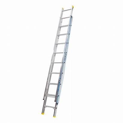 Ladder Extension Aluminium Bailey 150kg Ladders 2m