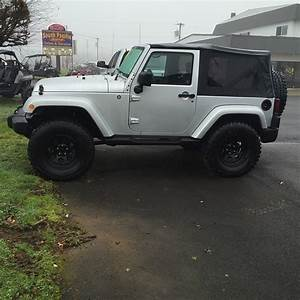 07 Manual Transmission Jeep Wrangler For Sale 503