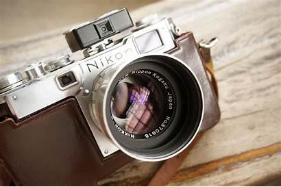Camera Nikon Lens Reflection Cameras Macro Wallpapers