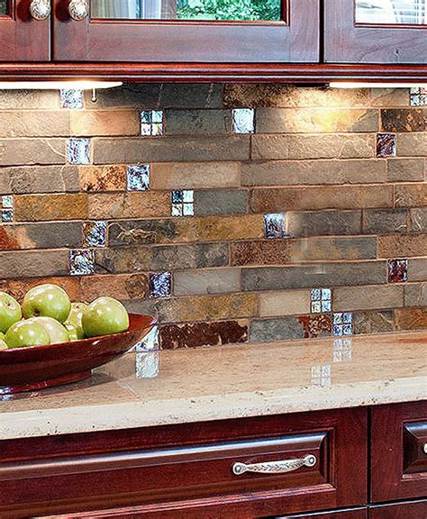 small tiles for kitchen backsplash subway slate glass mosaic kitchen backsplash tile 8140