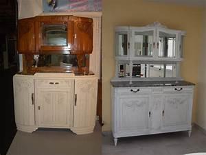 Relooking Meuble Ancien : relooker un buffet de cuisine 11 relooking ~ Melissatoandfro.com Idées de Décoration