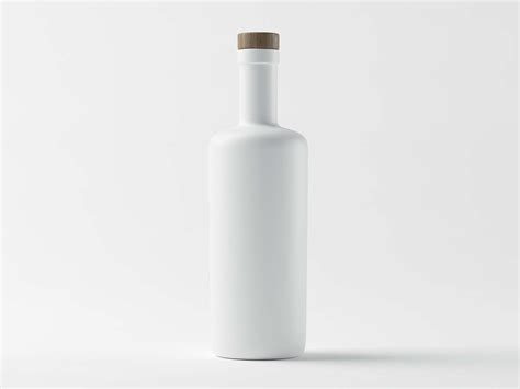 Related searches for 30ml foamer bottle: Free Matte White Bottle Mockup (PSD)