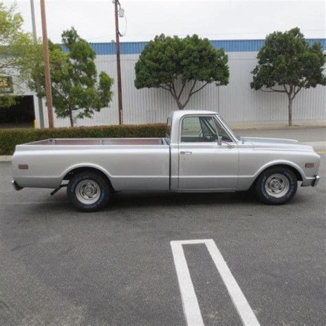 purchase new 1969 chevy c10 long bed v8 350 350 trans