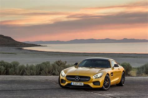 2016 Mercedesbenz Amg Gt Reviews And Rating  Motor Trend