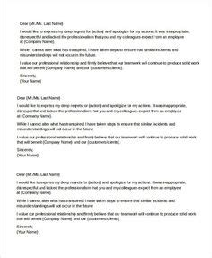 Realtor Resume Exles by Business Apology Letter This Type Of Business Apology