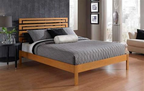 Akita Platform Bed  Bedroom  Jackson  By Zen Bedrooms, Inc