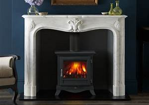 Beaumont 5KW wood burning stove - The Fireplace Co.