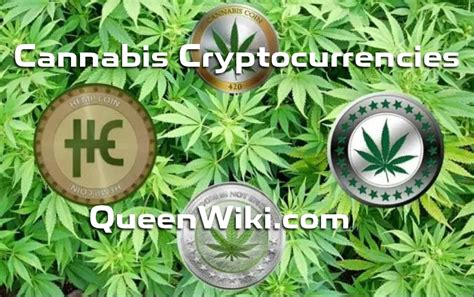 There are many ways in which marijuana seed banks accept payment for weed seeds that customers order. Cannabis Cryptocurrencies » QueenWiki Bitcoin, Cryptocurrency, BlockChain, News and Education