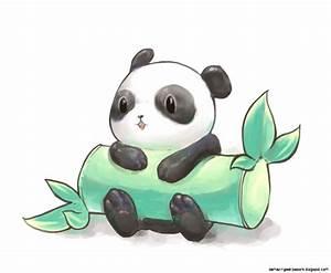 Cute Panda Drawings | Amazing Wallpapers