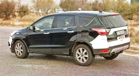 ford kuga  uncover  surprise   ford tips