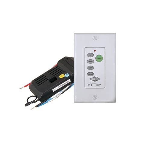 ceiling fan remote receiver universal in wall remote control kit for pull chain