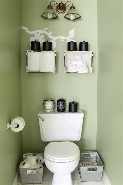 small bathroom organization ideas  country chic cottage