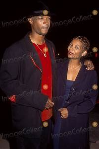 Photos and Pictures - Damon & Lisa Wayans Phil Roach/ Ipol ...
