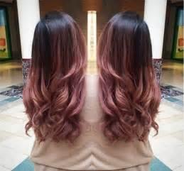 Les 5 Couleurs Cheveux Qui Marqueront La Nouvelle Ann E