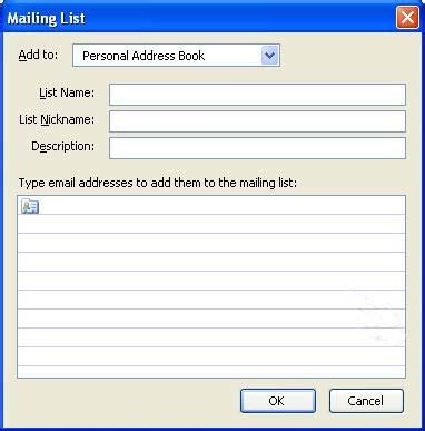 How Do I Create An Email List? » Email » Windows » Tech Ease