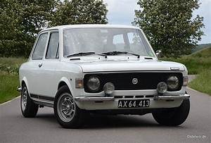 1973 Fiat 128 Rally In Pristine Condition For Sale