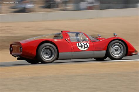 1966 Porsche 906 Image. Chassis Number 906-110