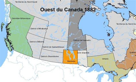 L Canada by Ouest Canadien