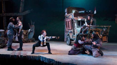 acting department  theatre western michigan university