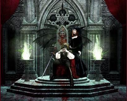 Vampire Gothic Dark Background Vampires Backgrounds Wallpapers