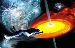 Event Horizon Black Hole (page 3) - Pics about space