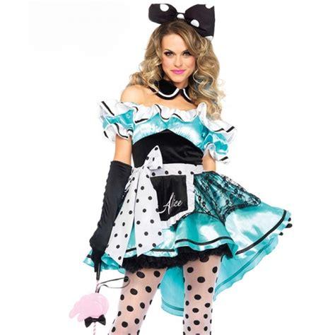 Déguisement Au Pays Des Merveilles Adulte Costume Au Pays Des Merveilles Deguisement Femme Adulte