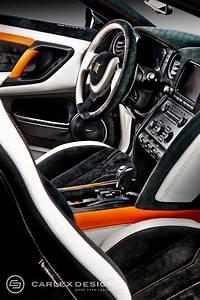 Nissan Gtr Interieur : un int rieur tr s novateur pour la nissan gt r gr ce carlex design ~ Medecine-chirurgie-esthetiques.com Avis de Voitures