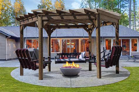 swing gola lykens valley gazebos  outdoor living products